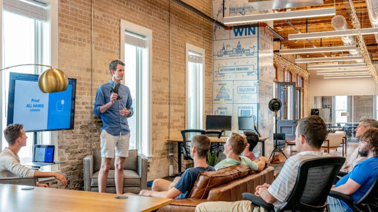 Yomento helps leaders train their skills every day, on the job